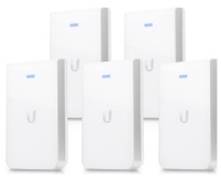 Ubiquiti UniFi UAP-AC-IW In-Wall Access Point (5 Pack)